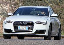 Audi A6 restyling, evoluzione costante