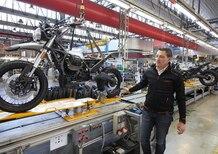 Moto Guzzi V85TT: inizia la produzione [VIDEO]