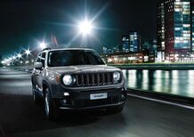 Jeep Renegade Business, la professionista