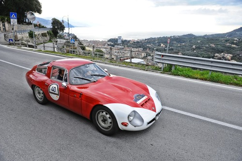 Coppa Milano Sanremo: 70 auto classiche e 5 Moto Guzzi di Moto.it pronte!  (8)