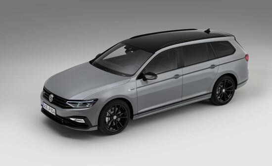 Colorazione Moonstone Grey per la Volkswagen Passat Sporty Limited Edition