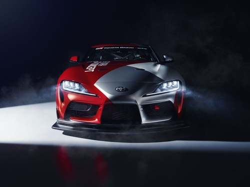 SALONE GINEVRA Toyota: ecco il prototipo GR Supra GT4