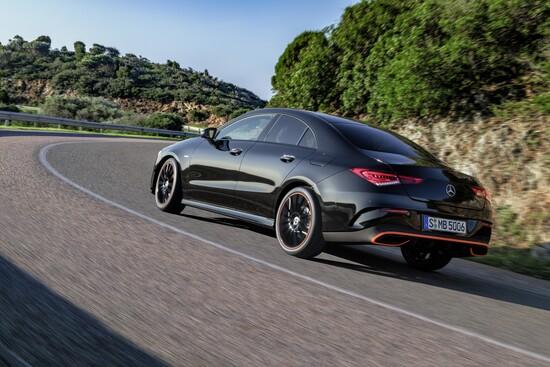 La nuova Mercedes CLA 2019