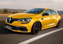 Renault Mégane RS? La nuova 4WD e quattro ruote sterzanti