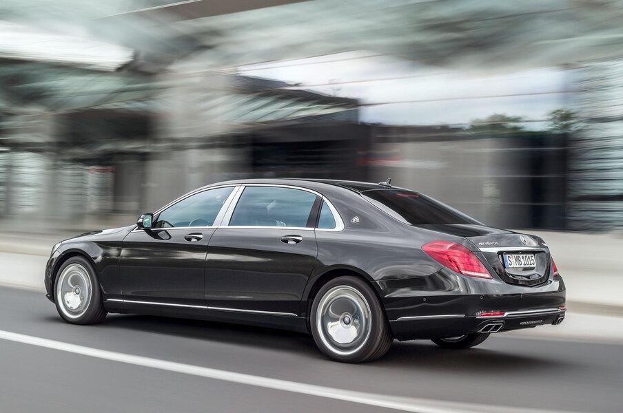 Mercedes-Benz Maybach (4)
