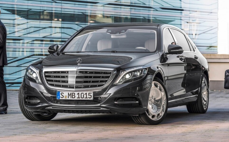 Mercedes-Benz Maybach (5)