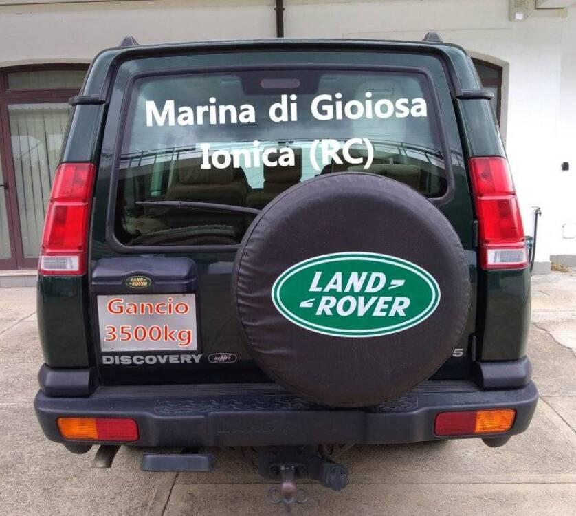Land Rover Discovery 2.5 Td5 5 porte Luxury del 1999 usata a Marina di Gioiosa Ionica (3)