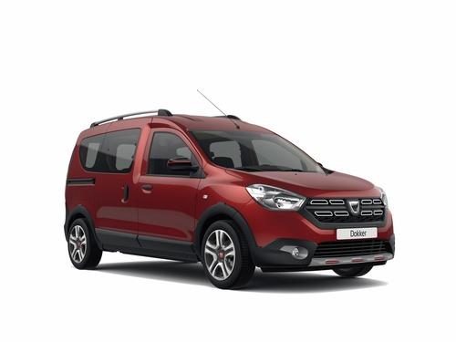Dacia Techroad: nuovo allestimento su tutta la gamma a Ginevra 2019 (4)