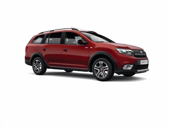 La Dacia Logan con allestimento techroad