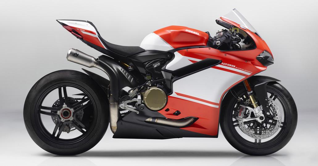Le Belle e Possibili di Moto.it: Ducati 1299 Superleggera