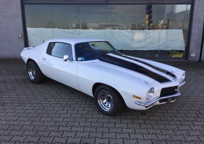Camaro  d'epoca del 1970 a Broni