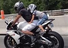 Nico Cereghini: Bambini in moto? Occhio!