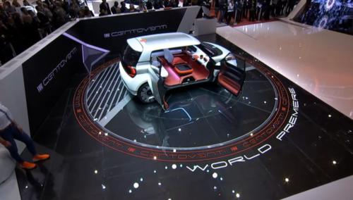 Fiat Centoventi concept: ecco le prime immagini live (7)