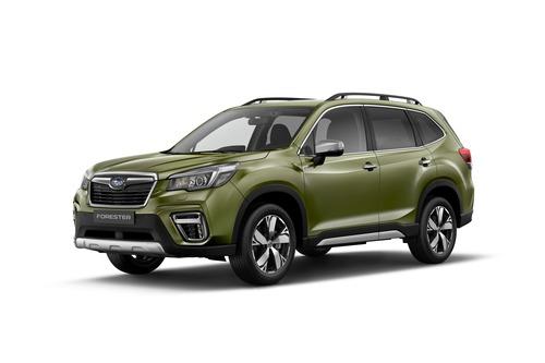 Subaru XV e Forester e-BOXER: ibride al Salone di Ginevra 2019 (7)