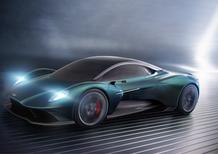 Aston Martin Vanquish Vision al Salone di Ginevra 2019 [Video]