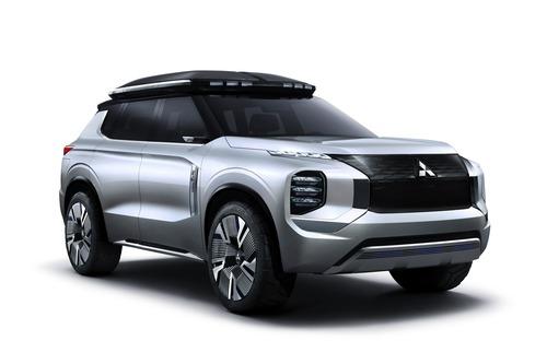 Mitsubishi Engelberg Tourer: concept al Salone di Ginevra 2019 (6)
