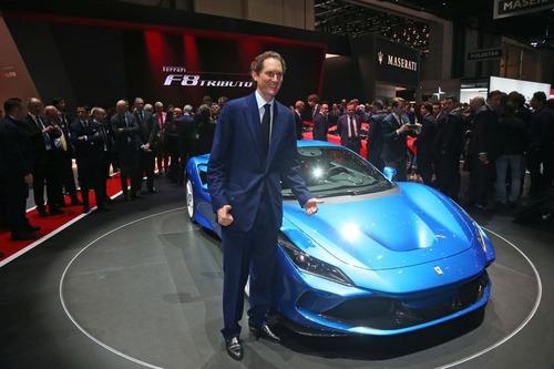 Camilleri, Ferrari: «Prima ibrida a maggio» (4)