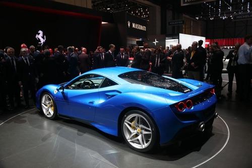 Camilleri, Ferrari: «Prima ibrida a maggio» (8)