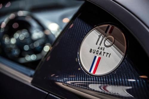 Bugatti Chiron Sport, a Ginevra la serie speciale 110 ans Bugatti (6)