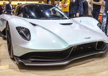 Aston Martin AM-RB 003 al Salone di Ginevra 2019