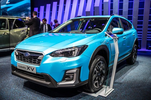 Subaru XV e Forester e-BOXER: ibride al Salone di Ginevra 2019 (2)