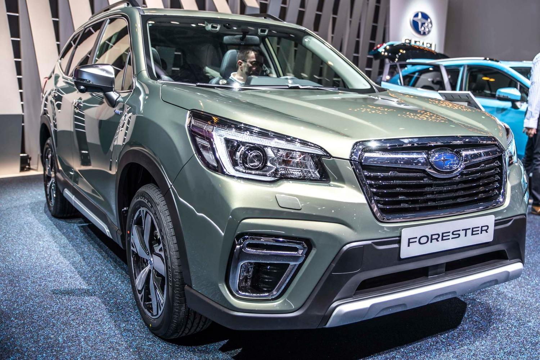 Subaru XV e Forester e-BOXER: ibride al Salone di Ginevra 2019