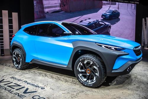 Subaru Viziv Adrenaline Concept al Salone di Ginevra 2019 (2)