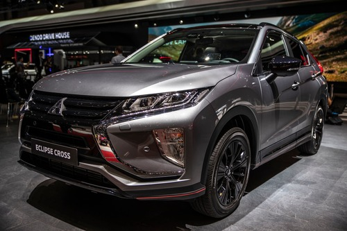 Mitsubishi al Salone di Ginevra 2019 (3)