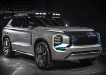 Mitsubishi Engelberg Tourer: concept al Salone di Ginevra 2019