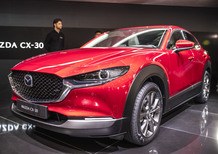 Mazda CX-30 al Salone di Ginevra 2019 [Video]