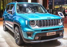 Jeep Renegade e Compass: ibride plug-in a Ginevra 2019 [Video]