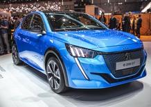 Peugeot 208: a Ginevra la nuova generazione, sarà anche elettrica [Video]