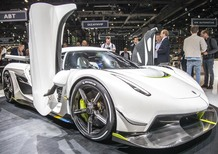 Koenigsegg al Salone di Ginevra 2019 [Video]