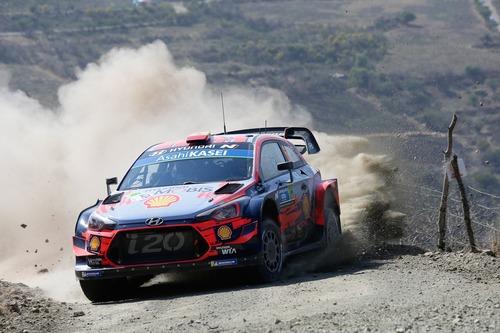 WRC19. Mexico. Meeke, Lappi e un velo di leggenda (4)