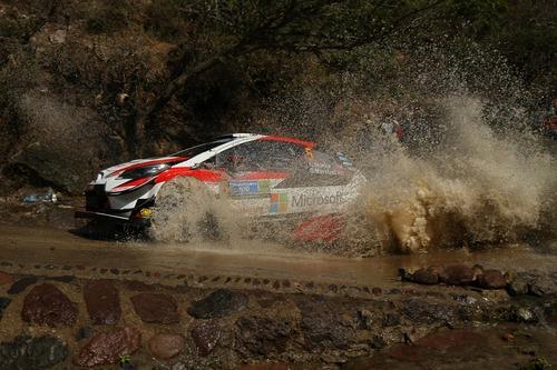 WRC19. Mexico. Meeke, Lappi e un velo di leggenda (8)