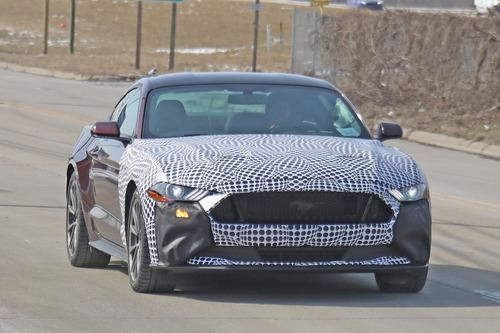 Ford Mustang ibrida: follia o realtà? [Foto spia] (4)