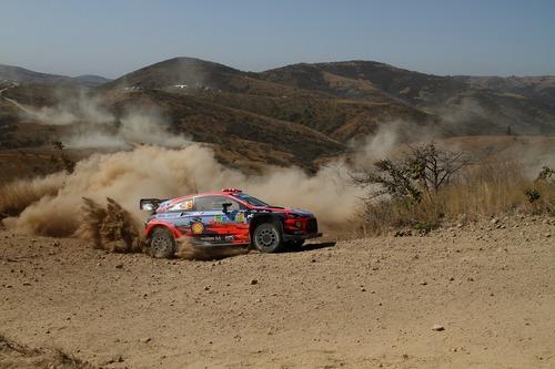 WRC19. Mexico. L'Ogier (di Citroen) che ci si aspetta (5)