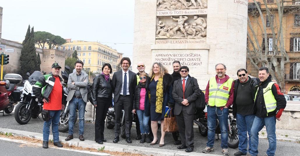 Guardrail salvamotociclisti: via libera della Commissione Europea