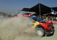 WRC19. Mexico. Ancora Ogier (Citroen) Thriller