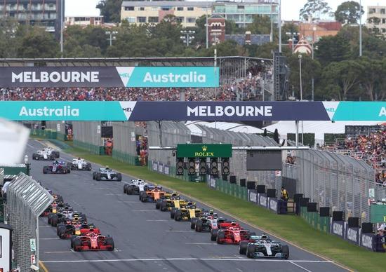 Orari TV Formula 1 GP Australia 2019 diretta Sky differita TV8