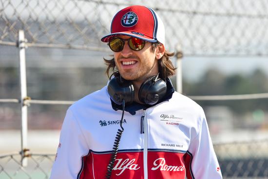 Antonio Giovinazzi sarà il primo italiano titolare in F1 dal 2011