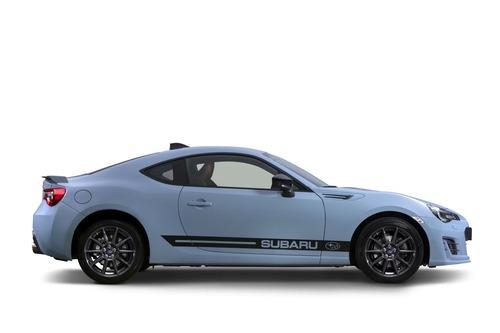 Subaru BRZ Gunma Edition, la BRZ è più sportiva (7)