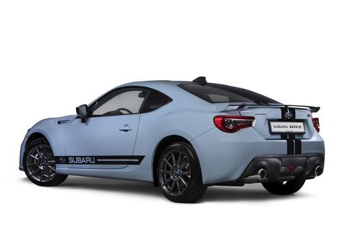 Subaru BRZ Gunma Edition, la BRZ è più sportiva (8)