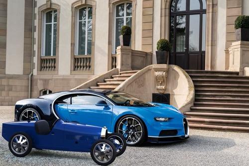 Bugatti, ecco la Baby II da 30.000 euro (8)