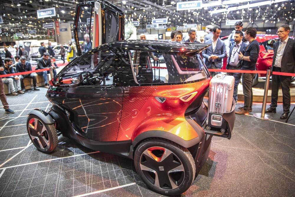 Seat Minimò, quadricicli e altri piccoli mezzi di trasporto rigorosamente elettrici si abbineranno alle auto grazie a servizi mobilità di unica gestione a livello software