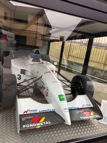 F1: Fondmetal, una storia di passione grazie al cuore di Gabriele Rumi (8)