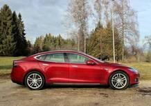 Tesla Model S Model S 85kWh Base del 2014 usata a Padova