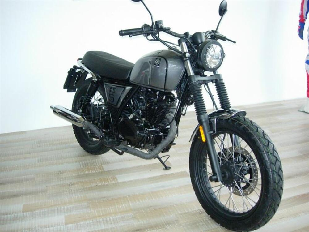 Brixton Motorcycles BX 125 (2017 - 19) (4)