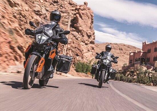 KTM Orange Days 2019: riprendono ad aprile con i test ride