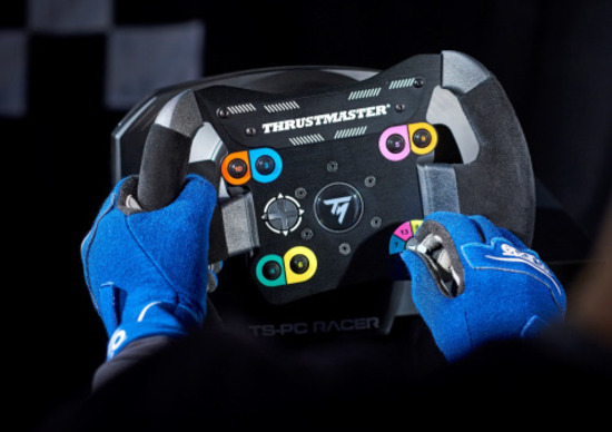 Thrustmaster, ecco i nuovi volanti add-on